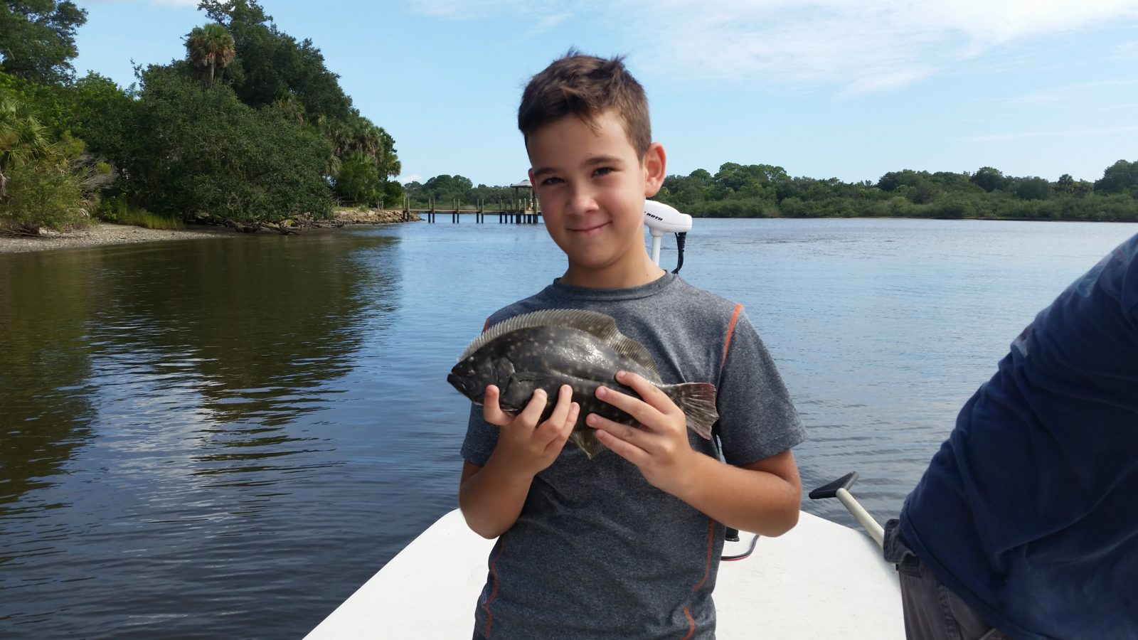 Ormond flounder