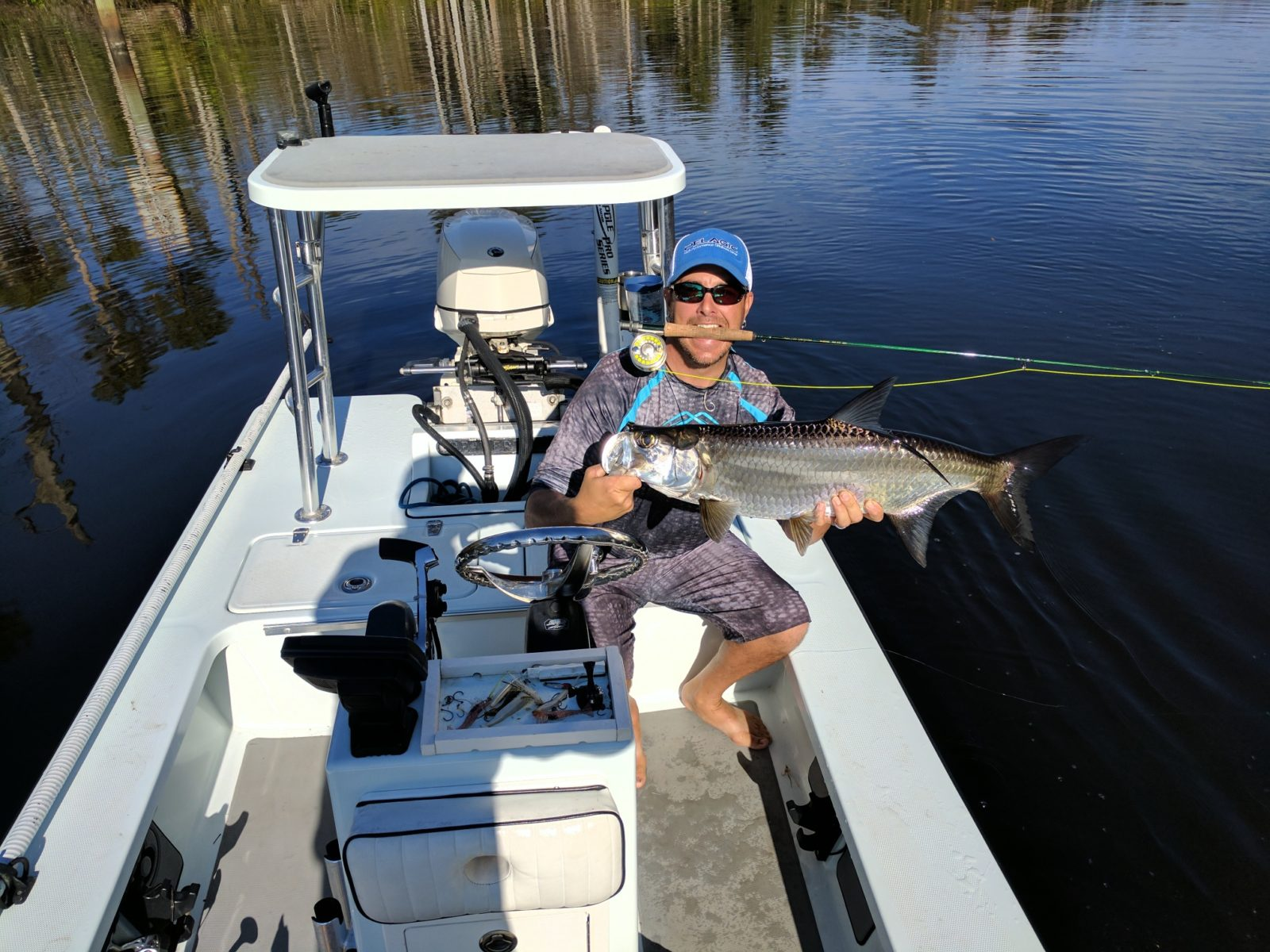 Fly fishing Daytona